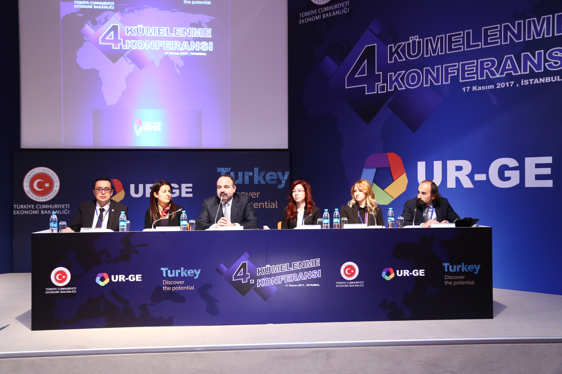 4th Cluster Conference
