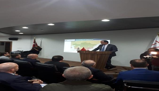 Başkanımız Sn. Erdal Matraş ve Özbekistan Yatırım Fırsatları Paneli