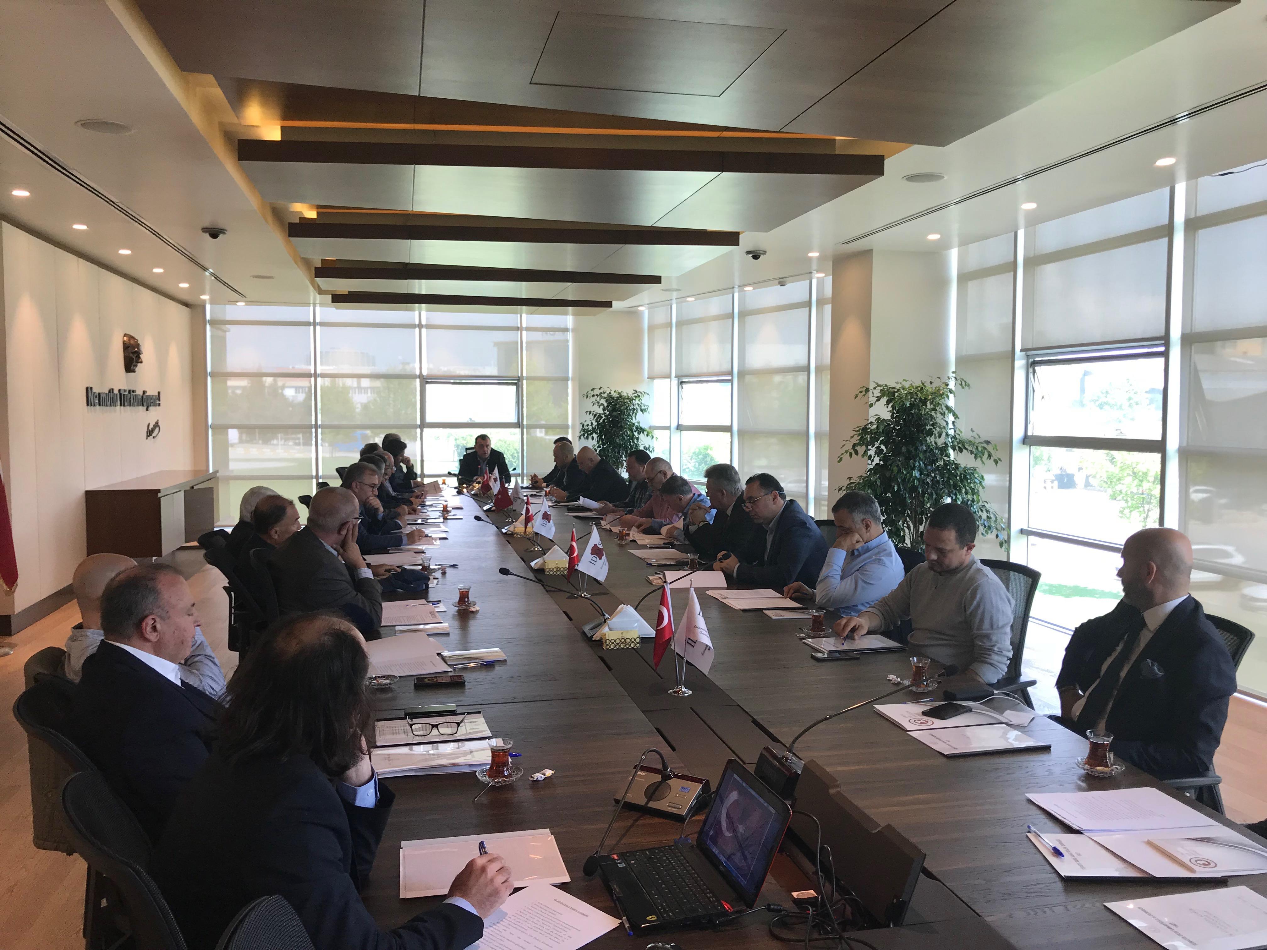 9 Mayıs 2019 tarihli Olağan Genel Kurul Toplantısı