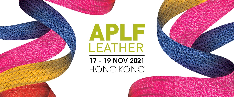 APLF  LEATHER HONG-KONG