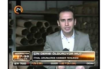 kanal 24 haber erdal matraş 04 10 11