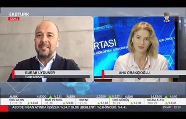 Ekotürk TV Haber B.Burak Uyguner 15.05.2020